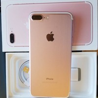 Apple iPhone 7 Plus - 128GB - Rose Gold (T-Mobile) UNLOCKED