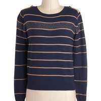 Rules of Engaging Sweater | Mod Retro Vintage Sweaters | ModCloth.com