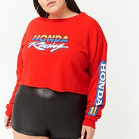Plus Size Honda Sweatshirt