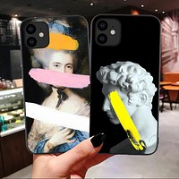 Masterpiece Interrupted Phone Case