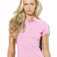 Skinny-Fit Polo