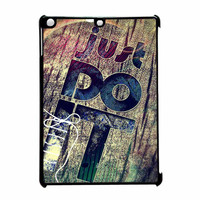 Nike Just Do It Wood iPad Air Case