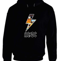 Acdc Lightning Since 1973 Hoodie