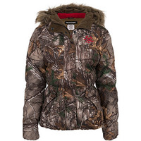Walmart: Realtree Xtra Women's Bubble Jacket
