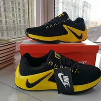"""Nike"" Men Sport Casual Flyknit Running Shoes Fashion Sneakers"