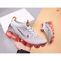 NIKE VaporMax Fashion New Hook Print Sports Leisure Shoes Men 3#