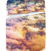 DENY Designs Home Accessories   Shannon Clark Cosmic Sheet Set