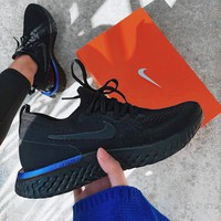 NIKE Epic React Flyknit Fashion leisure sports shoes
