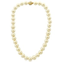 Freshwater Pearl 45cm Strand with Golden Clasp