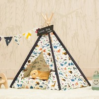 Fashion style Dog house Kennel Dog And Cat House Wooden Pet Tents Dog Bed Pet Bed Warm Soft Dogs Kennel Mat SE16