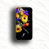Flower Bouquet phone case, Personalized iPhone 6 case, Floral Samsung Galaxy case, iPhone 6 plus, iPhone 5 cover, Samsung Galaxy S6 Edge