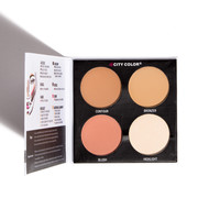 City Color Contour & Define Palette