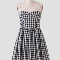 Corner Shoppe Gingham Dress