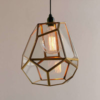 Crystal Pendant | Urban Outfitters
