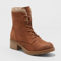 Women's Dez Lace Up Winter Boots - Mossimo Supply Co.™