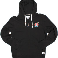 Altru Apparel Delicious Ramen Terry Zip-Up Hoodie (Out of Smalls & XL)