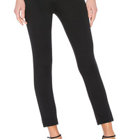 Theory Summer Pique Classic Skinny Pant in Navy