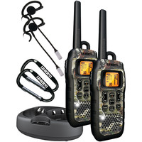 Uniden 50-mile Range 2-way Frs And Grms Camo Radios