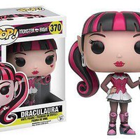 Funko Monster High Draculaura Pop Movies Figure