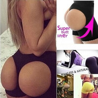 LOVER-BEAUTY Sexy Women Shapers Panty with lace Butt Lifter Enhancer Shorts Pants Trainers Butt Lifters [6366096196]