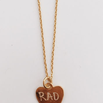 Rad Necklace