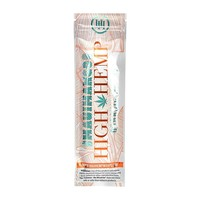 High Hemp Wraps | Maui Mango flavor 2 leaves & 2 pre-rolled filters per pack