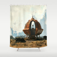 Out of this World Shower Curtain by RDelean