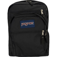 Jansport Big Student Backpack Black One Size For Men 14964010001