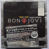 Bon Jovi ‎– Tour Box Set - Special Edition (Pre-Order)