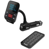 Pyle Fm Radio Transmitter With Usb And Microsd And Mp3 And Wma Compatibility & Aux Input (pack of 1 Ea)