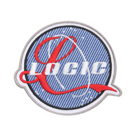 Logic Space Logo Iron-On Patch