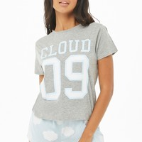 Cloud 09 Graphic PJ Set