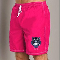 Boys & Men Kenzo Fashion Casual Sport Shorts Beach Shorts
