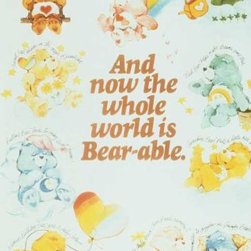 Care Bears 11x17 Movie Poster
