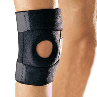 Elastic Knee Support Brace Sports Safety Knee Protection Pads Adjustable Patella Pads Safety Guard Kneepad