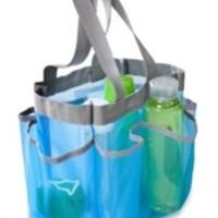 Fast-Dry Community Shower Tote - (Available in 2 Colors) Shower Supplies For College Dorm Life