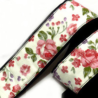 Floral Camera Strap. Flowers Camera Strap. Dslr Camera Strap. Accessories