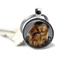 Chewbacca Star Wars Key Chain