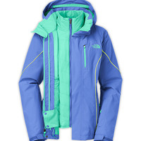 The North Face Women's Jackets & Vests 3-IN-1 JACKETS WOMEN'S SOFIANA TRICLIMATE® JACKET