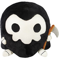 Squishable Grim Reaper: An Adorable Fuzzy Plush to Snurfle and Squeeze!