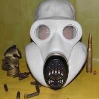 Soviet gas mask was during the Cold War on Halloween.Show the lowest price for ETSY!