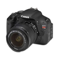 Brand New Canon Rebel T3i 18MP SLR 18-55MM Lens Kit