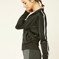 Active Athletic Track Jacket