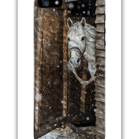 Cell Phone Case. Beautiful Horse. I Phone 4, I Phone 5, I Phone 5C, I Phone 6, Galaxy 3, Galaxy 4, Galaxy 5