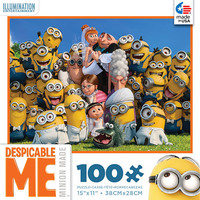 Despicable Me Wedding Jigsaw Puzzle by Ceaco