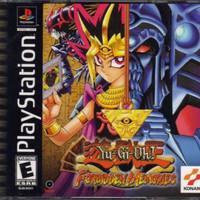 Yu-Gi-Oh Forbidden Memories (Sony PlayStation 1, 2001) Complete