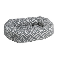 Bowsers Studio Microvelvet Donut Dog Bed