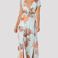 Palm Of My Hand Maxi Dress