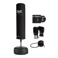 Everlast | CardioStrike Bag Kit with Boxing Gloves, Kickboxing Workout
