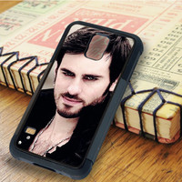 Captain Hook Once Upon A Time Captain Hook Once Upon A Time Captain Hook case Star   For Samsung Galaxy S6 Cases   Free Shipping   AH0825